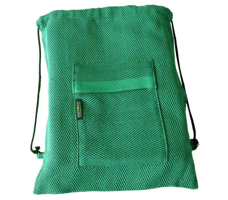 DIDYMOS Backpack Lisca Smeraldo