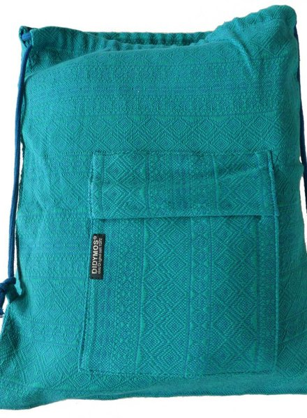 DIDYMOS Backpack Prima Smaragd