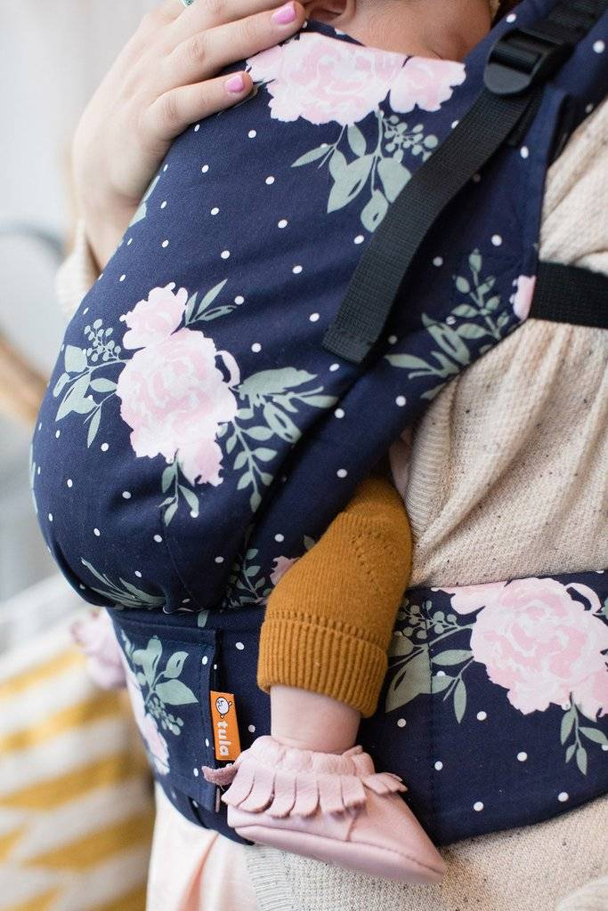Tula Tula Free To Grow Blossom ergonomische draagzak (SSC)