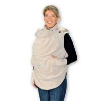 Hoppediz Draagcover Fleece 3 in 1