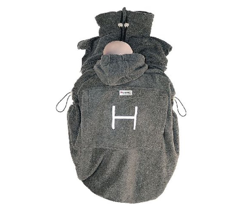 Hoppediz Draagcover Fleece