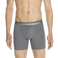 HOM HO1 Long Boxerbriefs Grey