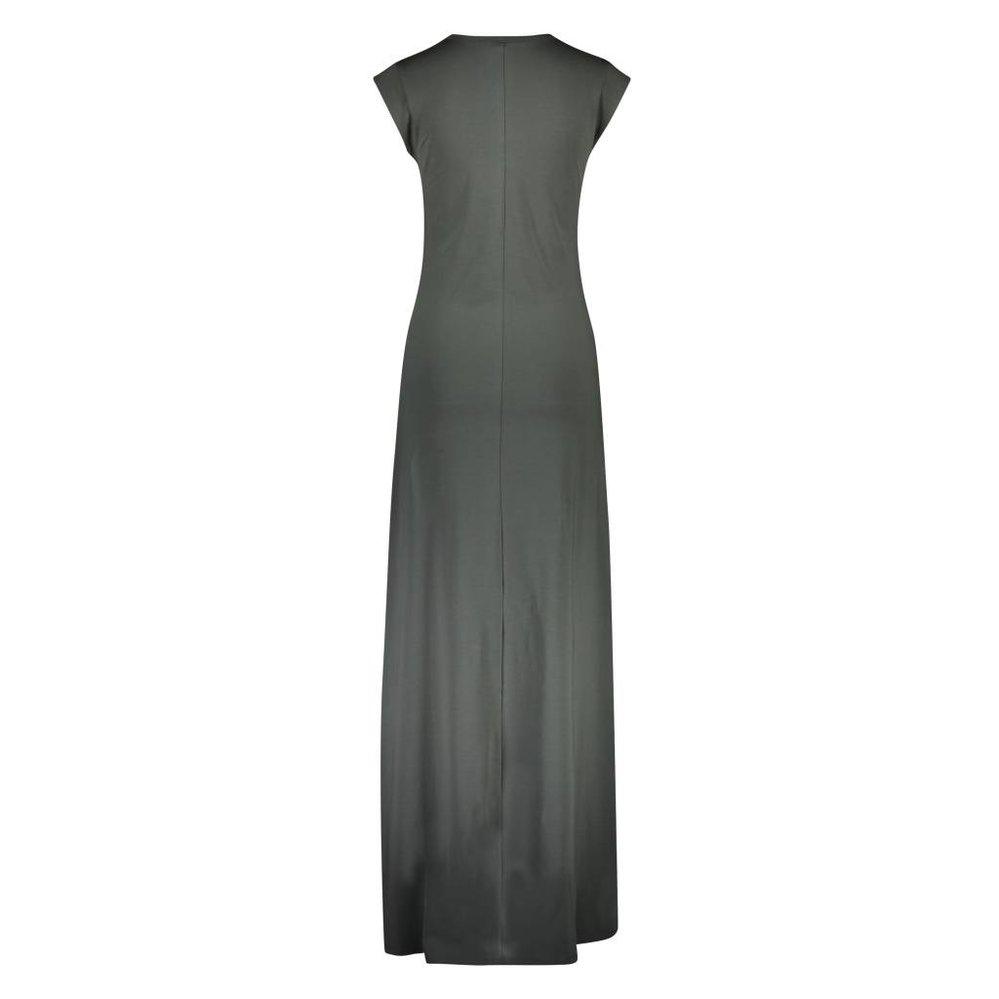 Elegantie en comfort in de lange jurk