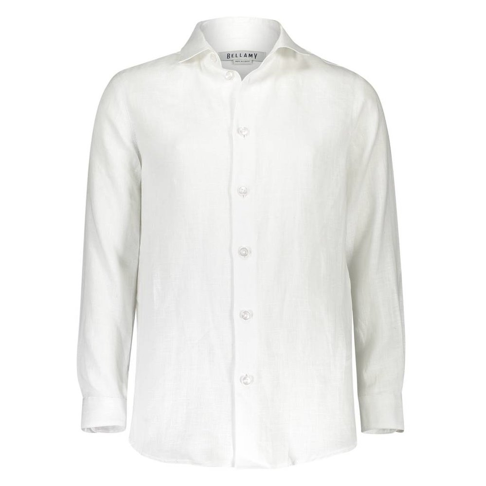 """Het """"perfecte shirt"""" 100% linnen"""