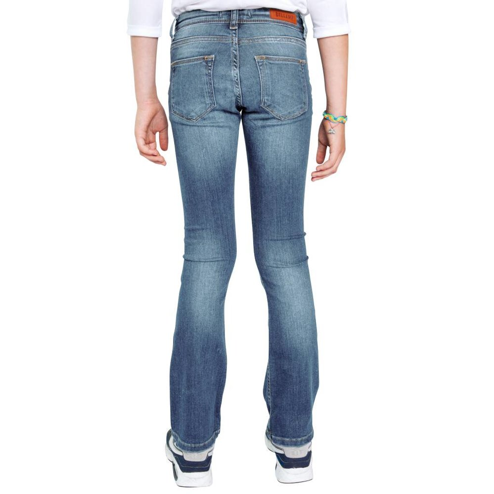 Flair jeans met hoge taille