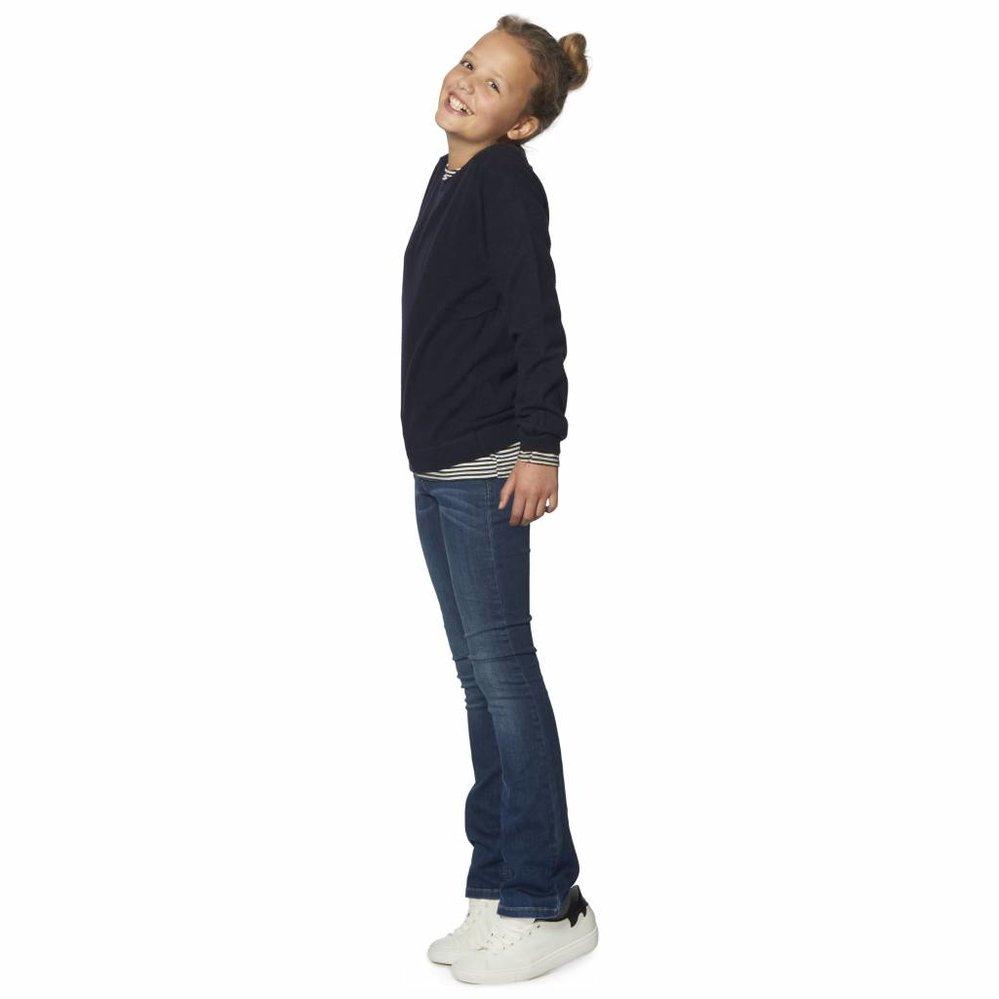 Ultra zachte ronde hals 100% cashmere trui