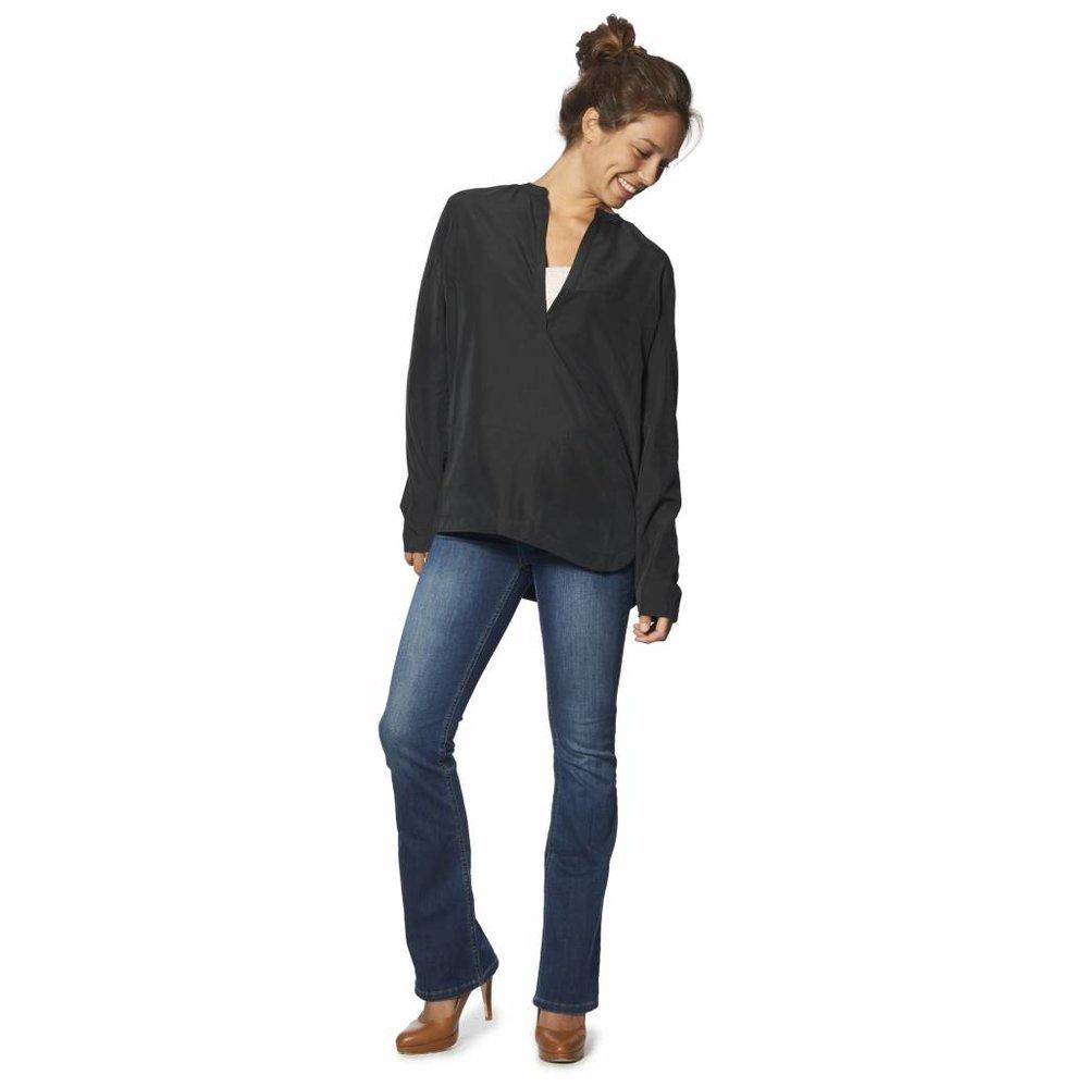 Vrouwelijke oversized top