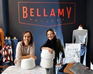 Bellamy Gallery in het nieuws