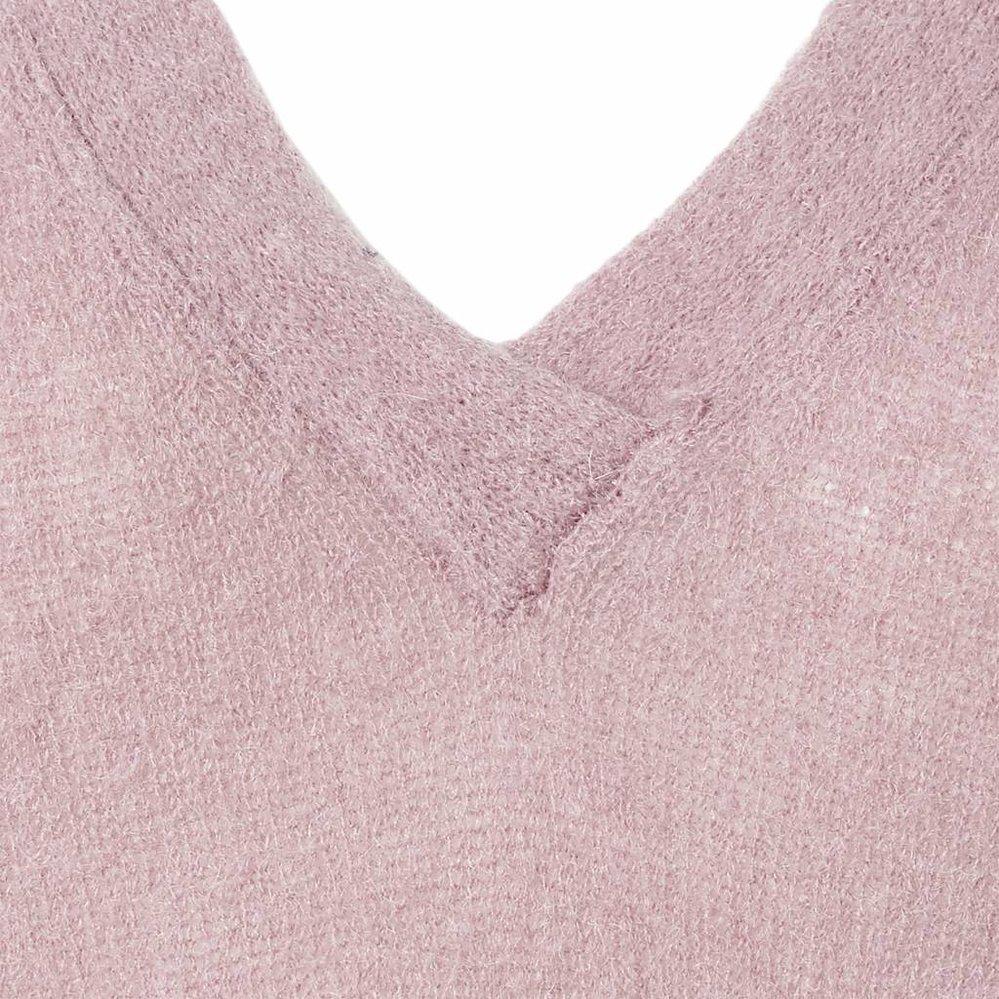 Prachtige v-hals trui