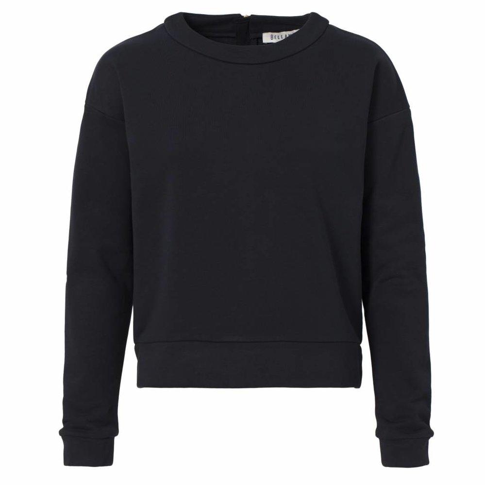 Heerlijke sweater met ritsje