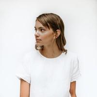 Ilse linnen vrouwen wit