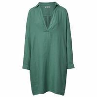 Aaf jurk vrouwen groen