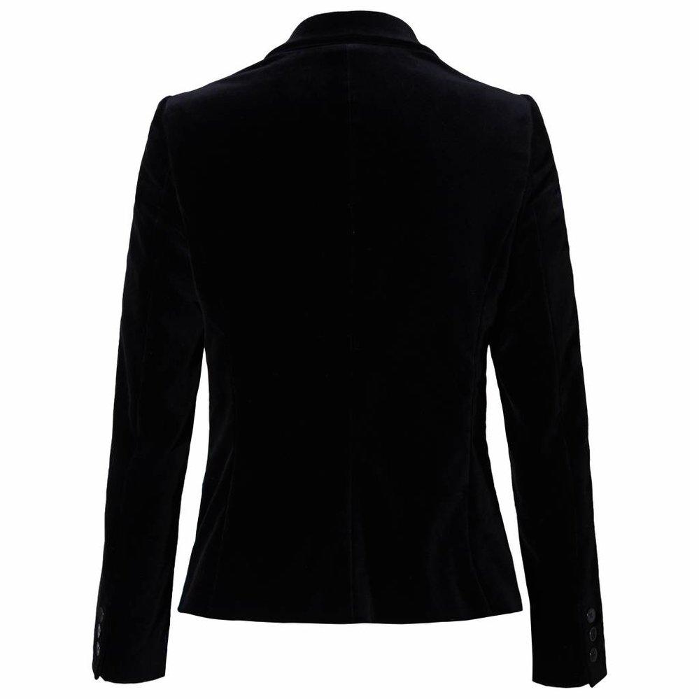 Timeless Velvet Stretch Jacket