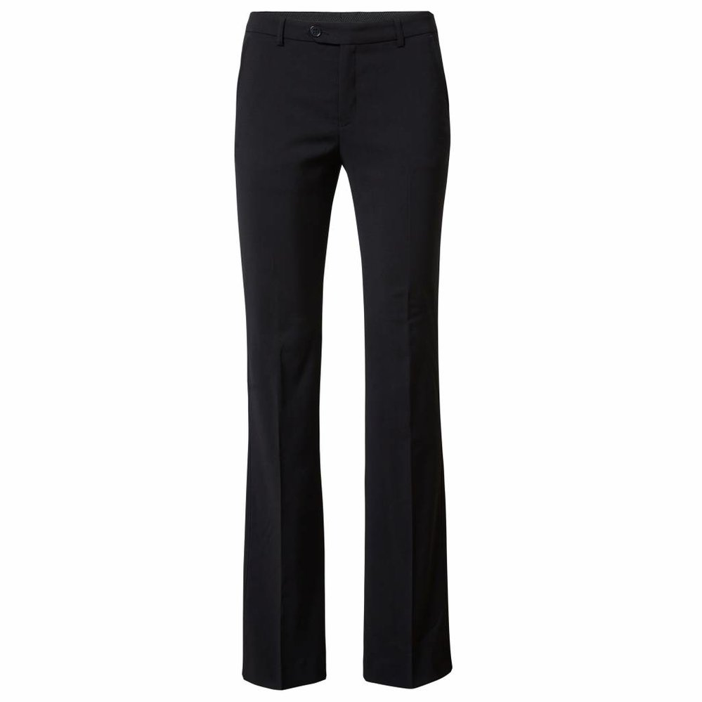 bootcut cool wool pants
