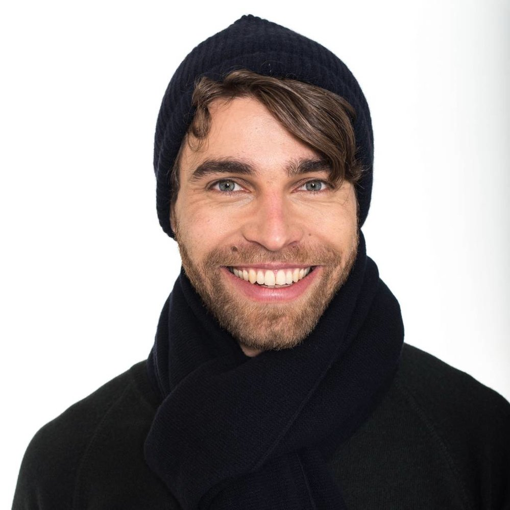 unisex 100% cashmere hat
