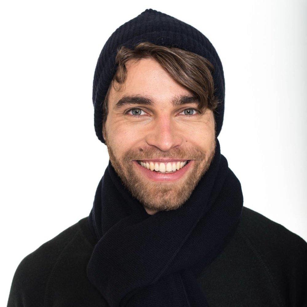Lange ultrazachte cashmere sjaal