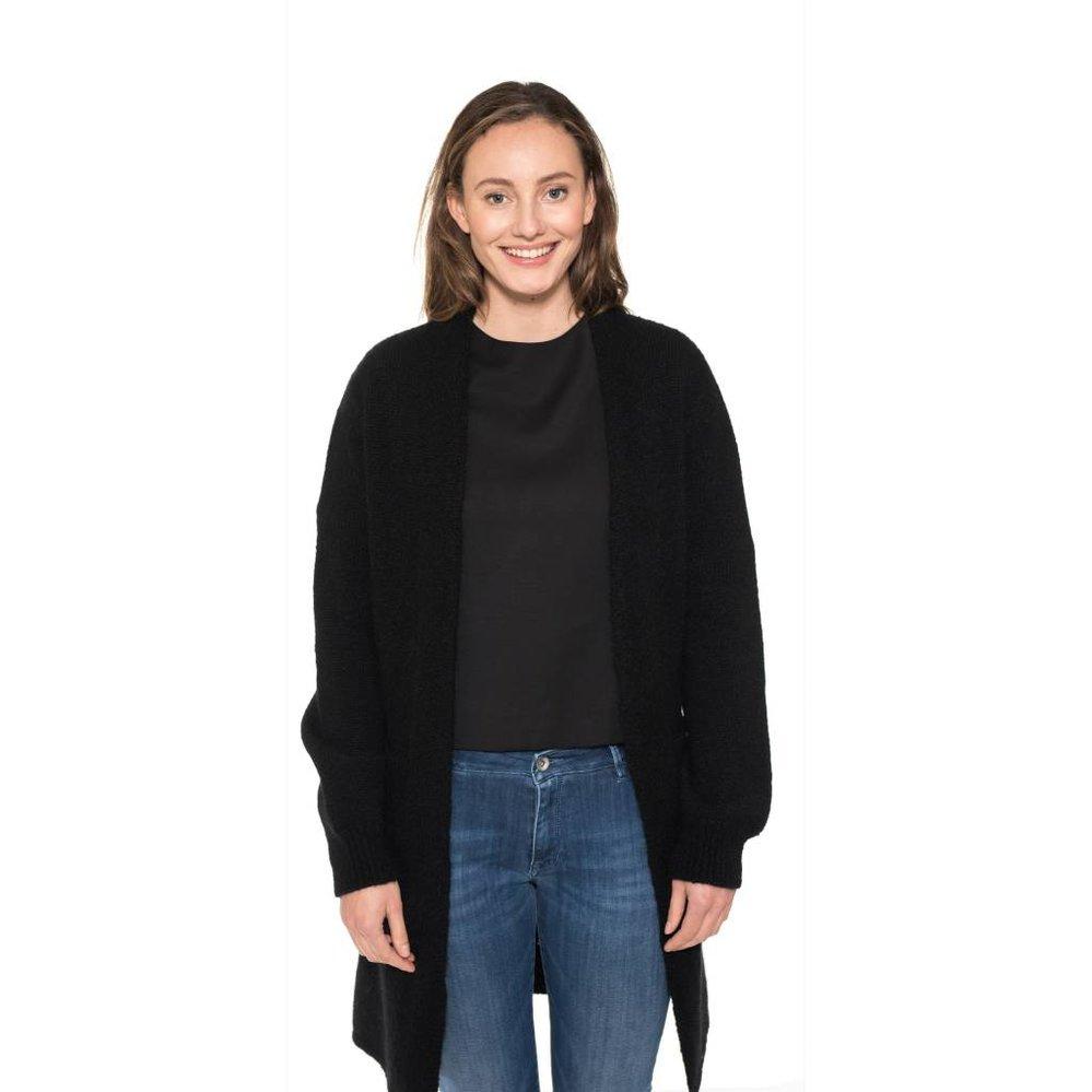 Cool Wool 7/7 wide sleeve top
