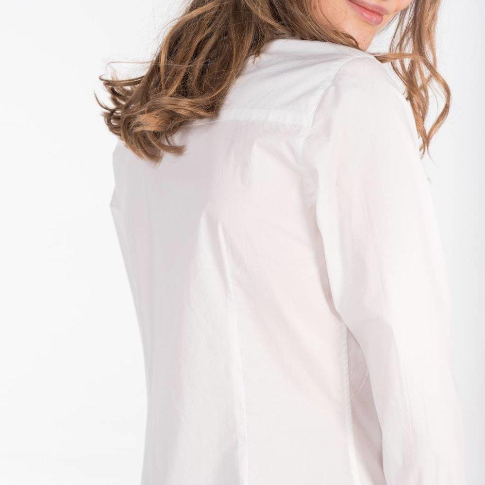 De perfecte witte blouse