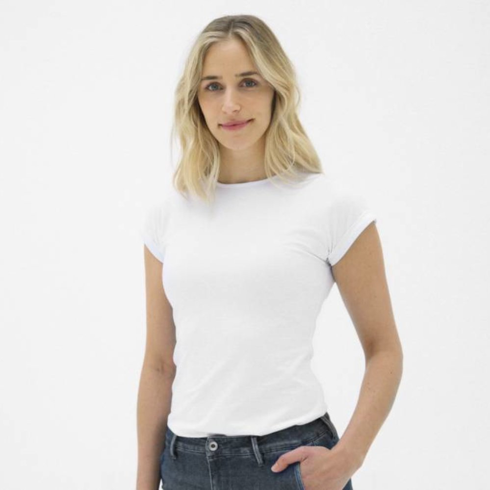 Perfect Classic white  t-shirt