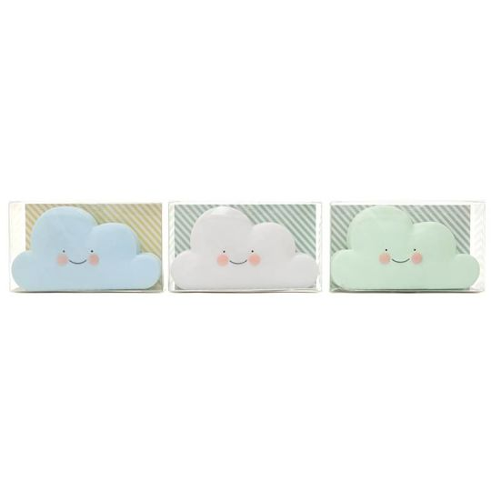 eef lillemor cloud nightlight blue