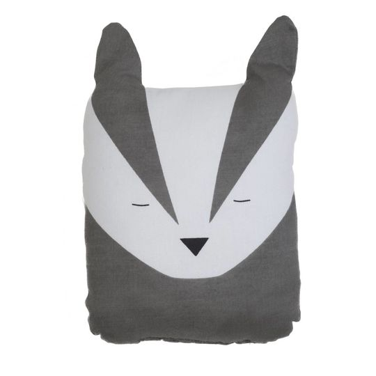 fabelab stuffed animal badger