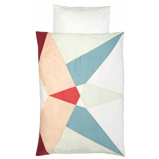 fabelab duvet cover baby dream in wings
