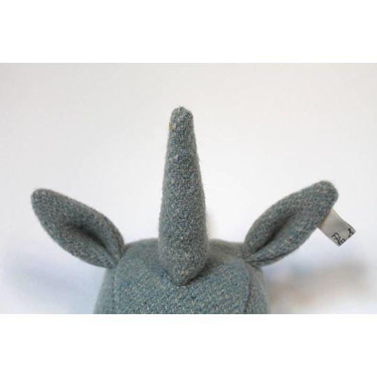 fabels eenhoorn blauw klein