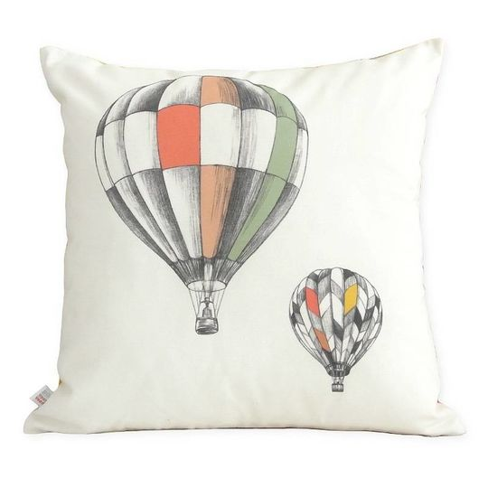 briki vroom vroom air balloon pillow -20%