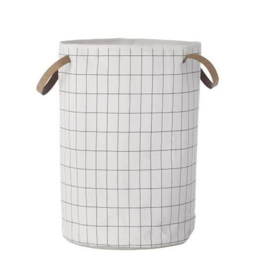 ferm living grid (laundry) basket