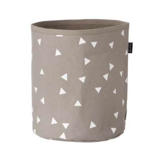 ferm living basket triangles