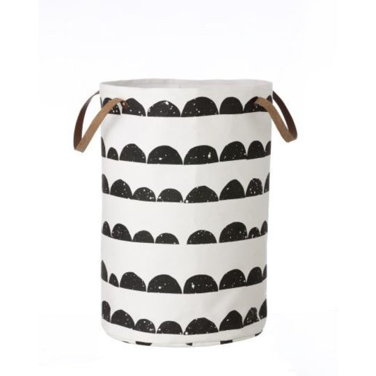 ferm living half moon (laundry) basket