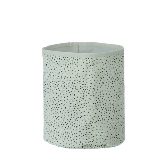 ferm living basket dots mint