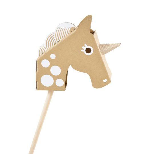 flatout frankie little unicorn head