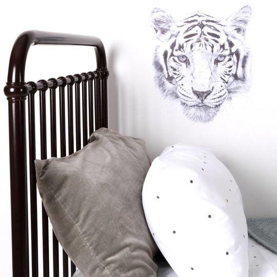 love mae tijger muursticker -20%