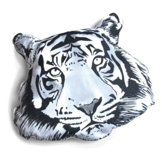 minimel tiger pillow