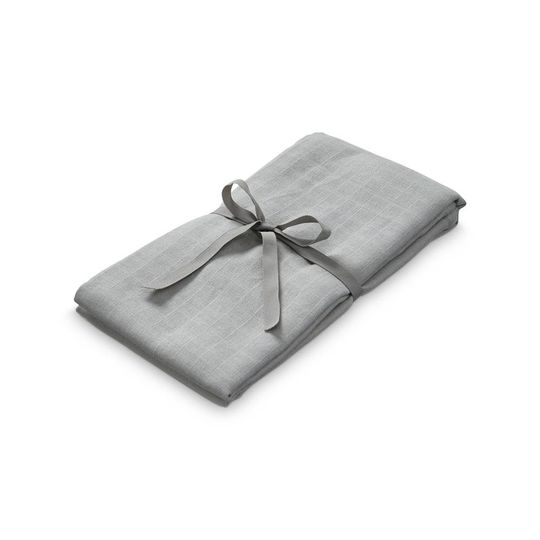 camcam copenhagen swaddle gray