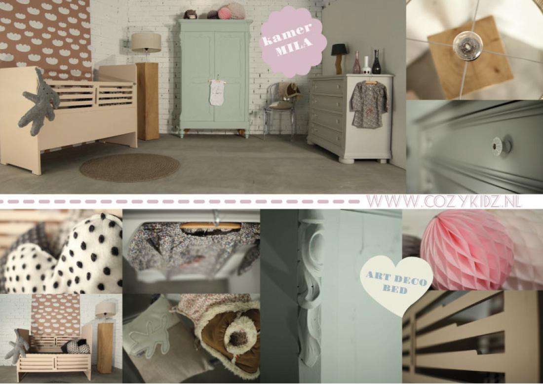 Kinderkamer babykamer styling cozykidz - Deco kamer jongen jaar ...