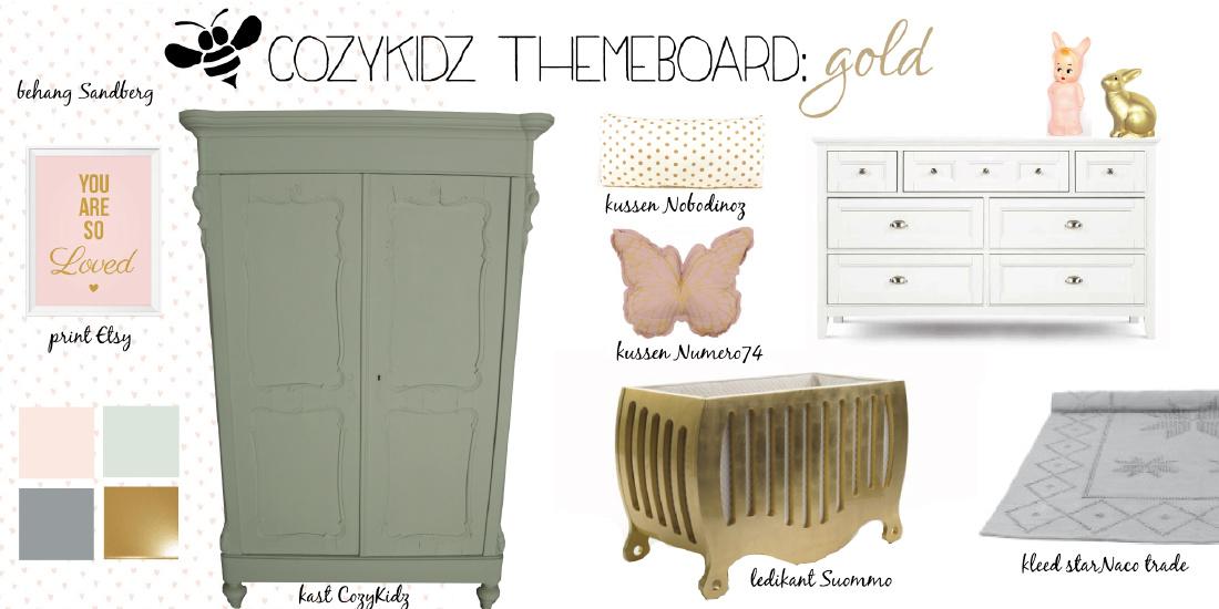 Slaapkamer Pastelkleuren : Kinderkamer & Babykamer Styling - CozyKidz