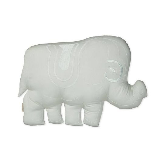 camcam copenhagen elephant pillow mint
