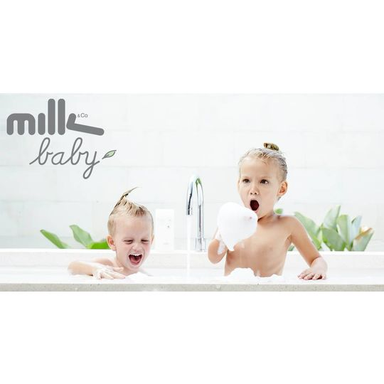 milk baby shampoozle + conditioner
