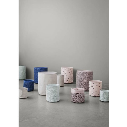 ferm living mint dot mand medium