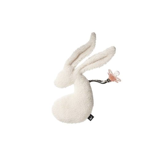mies & co snuggle bunny small for pacifier