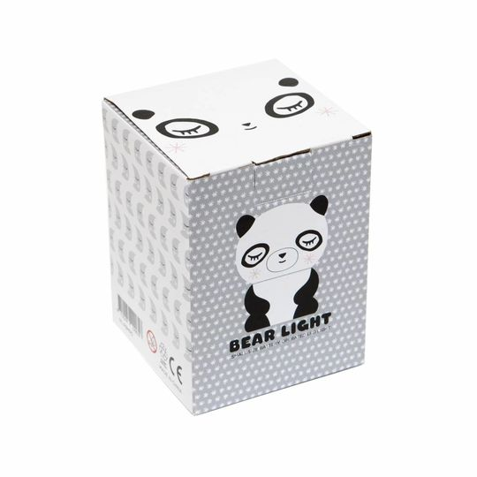 petit monkey nightlight panda