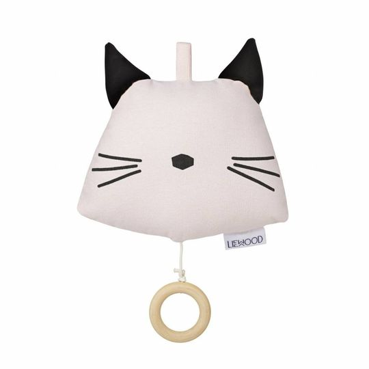 liewood music mobile cat