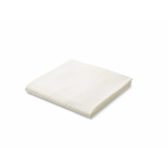 liewood molly swaddle solid creme 120x120