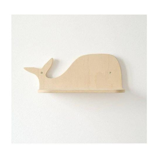 mum and dad factory whale shelf
