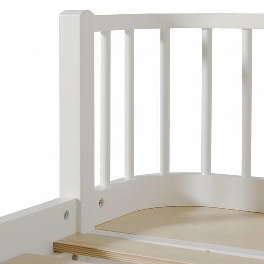 oliver furniture wood day bed wit 90x200