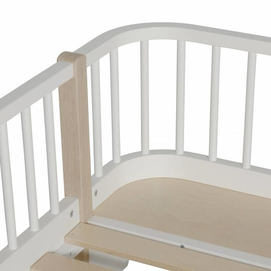 oliver furniture wood day bed 90x200 oak / white