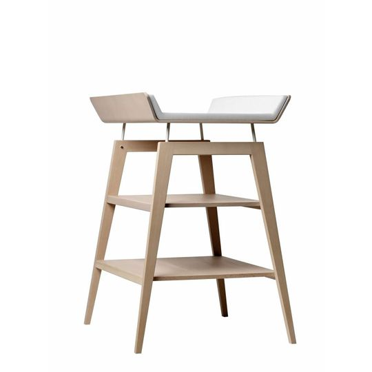 linea by leander beech changing table