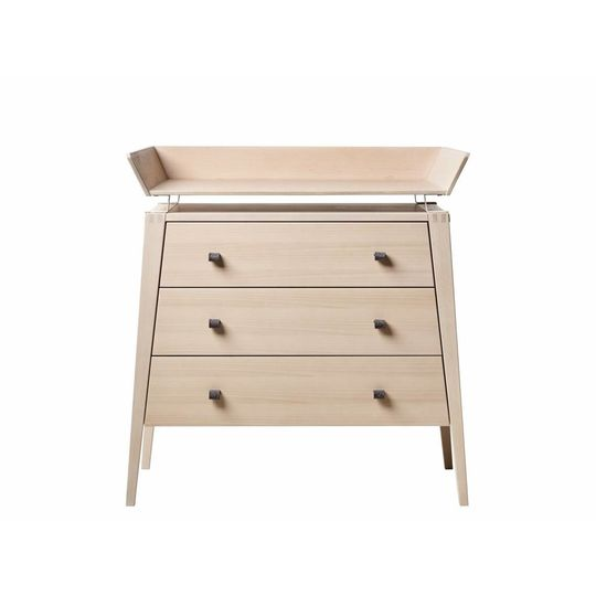 linea by leander dresser / chest of drawers beech